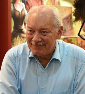 Klaus Teuber creador del Catán